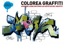 Colorea graffiti -