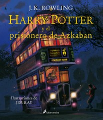 Harry Potter y el prisionero de Azkaban -