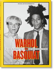 Warhol on Basquiat - Reuel Golden